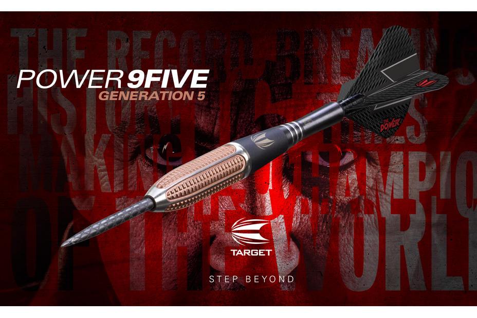 Phil Taylor Power 95 Generation 5