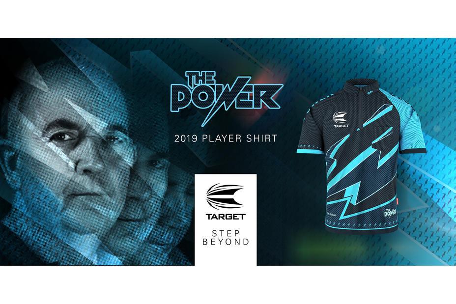 Phil Taylor 2019 Shirt