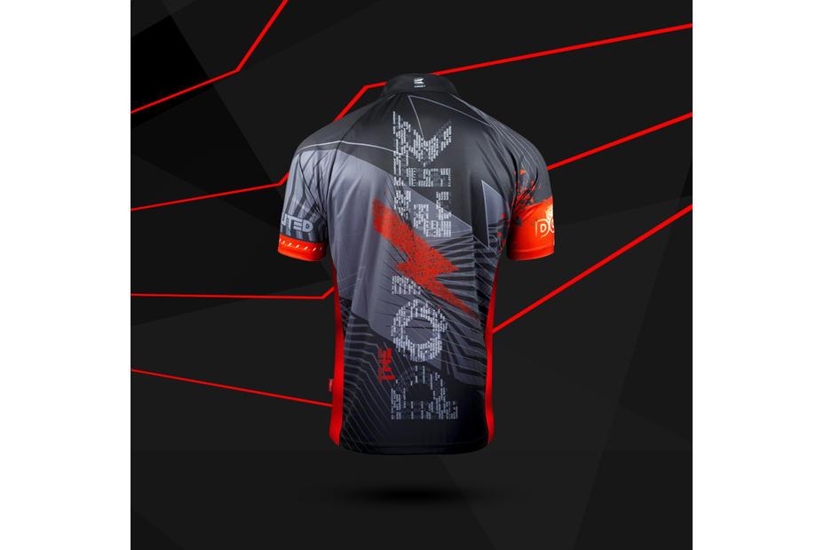 New Taylor and Lewis Shirts 2018   Target Darts