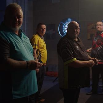 Target Darts: Behind The Scenes banner