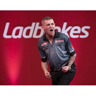 Nathan Aspinall Wins UK Open Darts