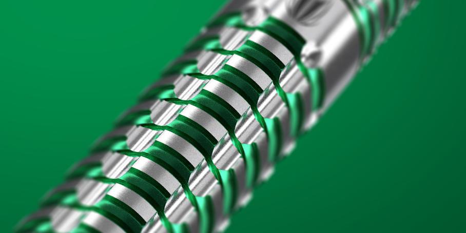 Agora Verde Precision Milled