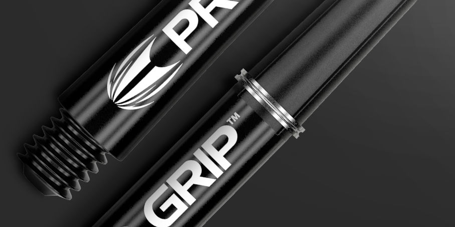Pro Grip Black Shaft - perfect storm