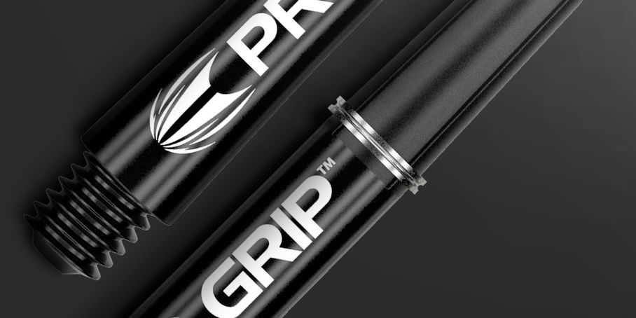 Pro Grip Black Shafts