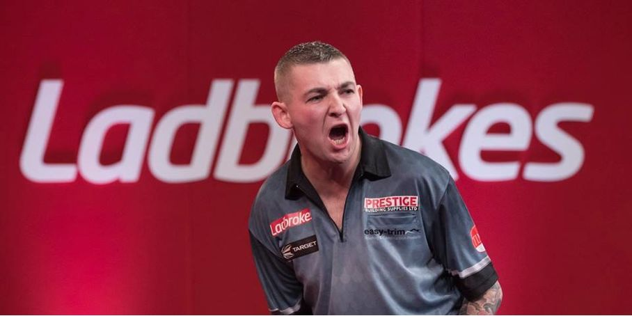 Nathan Aspinall Wins UK Open