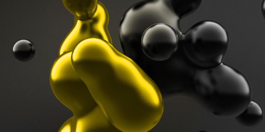 Black and Gold Titanium Nitride  - Paul Lim Generation 3