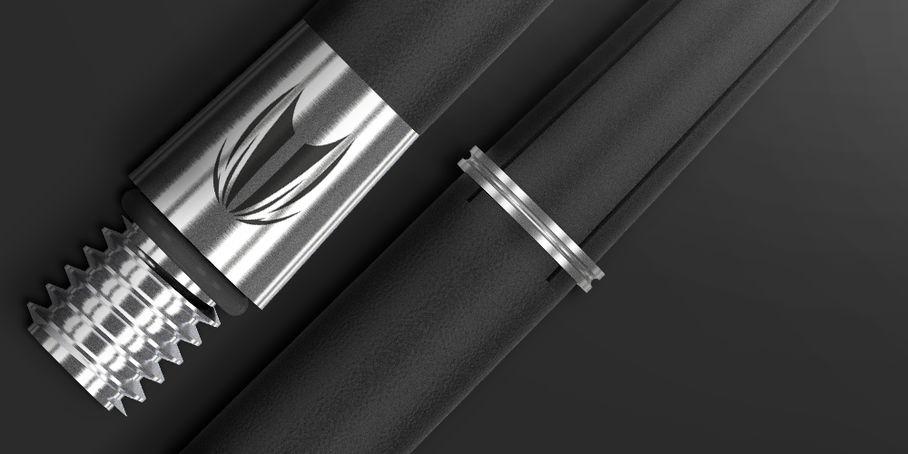 Carbon TI shaft