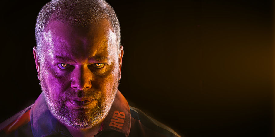 PDC World Champion Raymond Van Barneveld