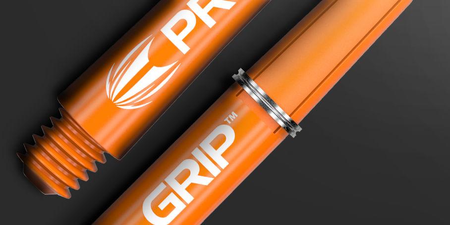 Pro Grip Orange Shaft