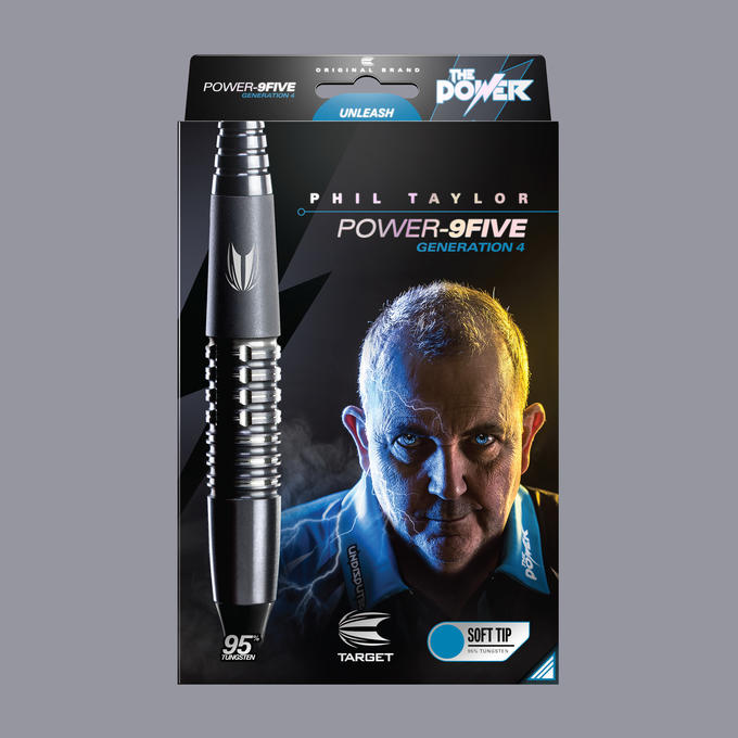 Phil Taylor Power 9-Five Gen 4