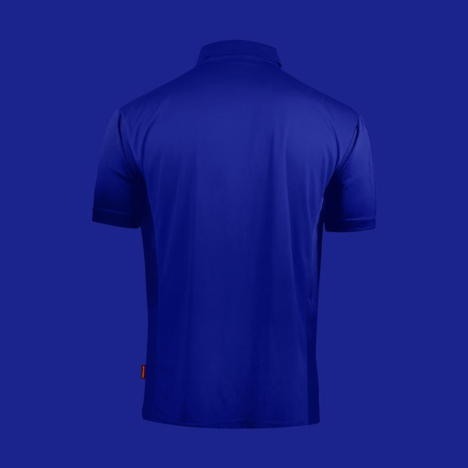Coolplay Shirt navy Blue - Back view