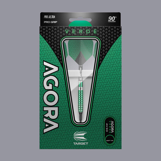 Agora Verde AV30 Packaging