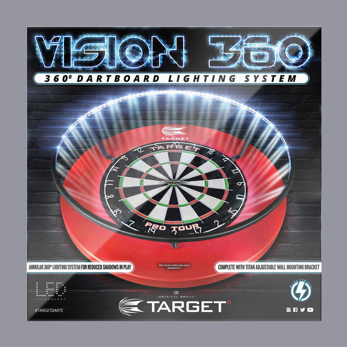 Vision 360 light System box cover