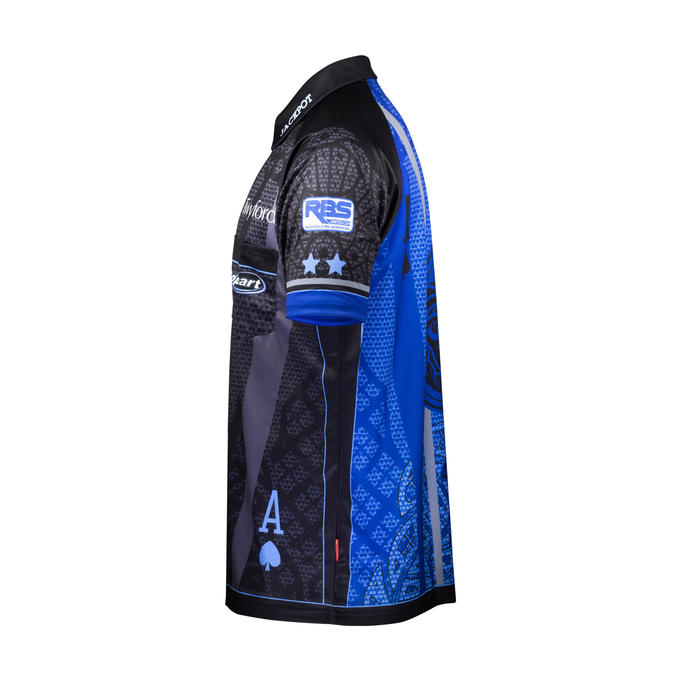 Official Adrian Lewis Gen 3 Playing Shirt - Side View