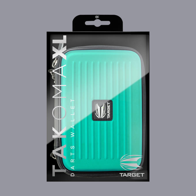 Takoma Wallet XL Aqua Packaging