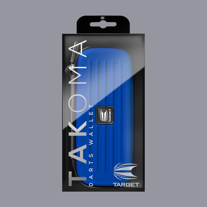 Takoma Wallet - Blue - Packaging