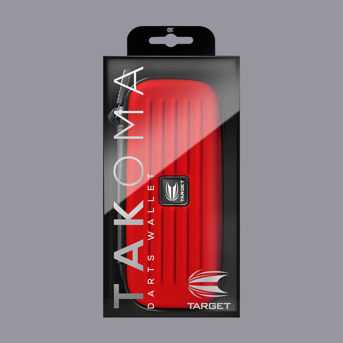 Takoma Wallet - Red - packaging