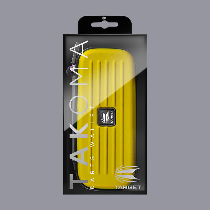 Takoma Wallet - Yellow - packaging