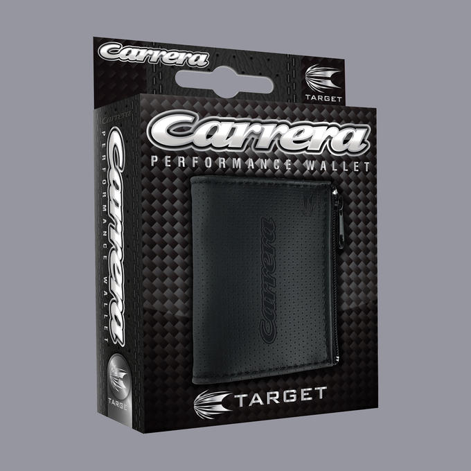 Carrera Wrap Wallet Packaging