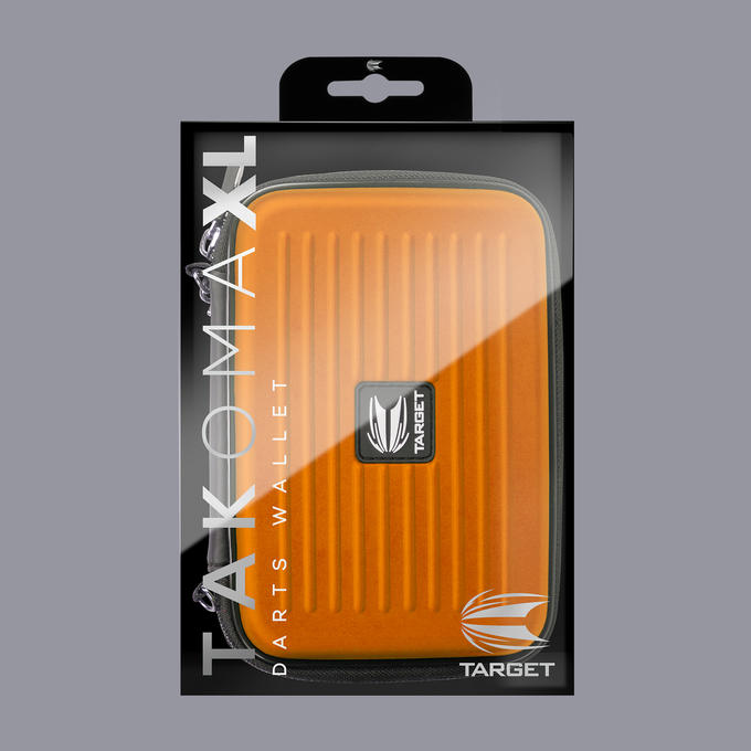 Takoma XL Wallet Orange Packaging