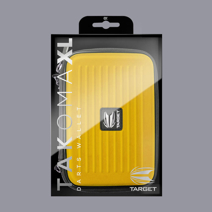 Takoma XL Wallet Yellow Packaging