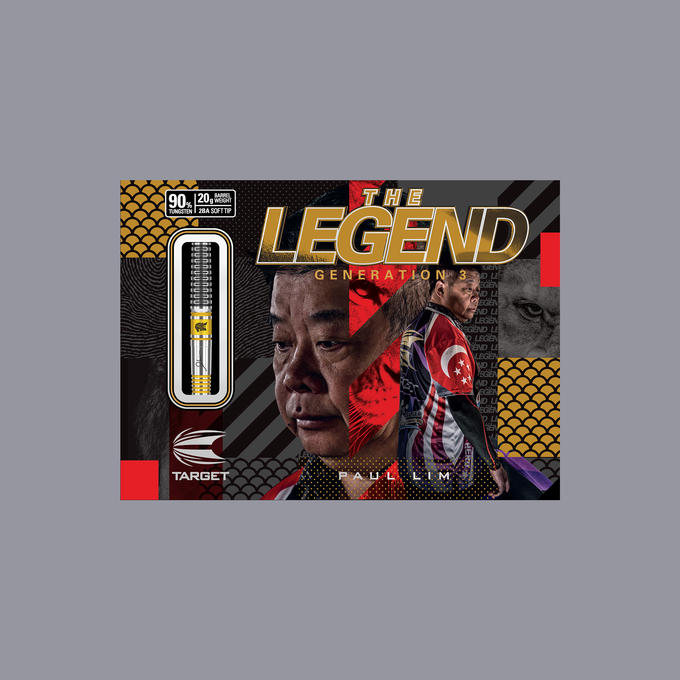 Paul Lim Generation 3 Packaging