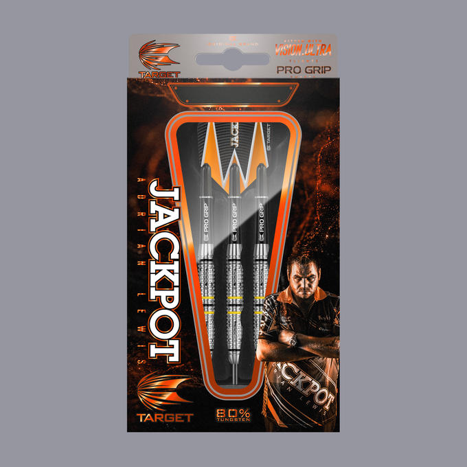 Adrian Lewis 80% Packaging
