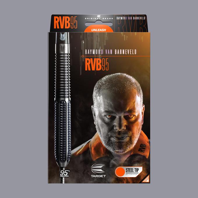 Raymond Van Barneveld RVB 95 Gen 1 packaging