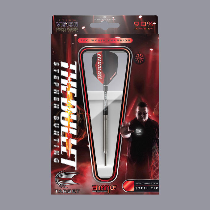 Stephen Bunting Gen 1 packaging