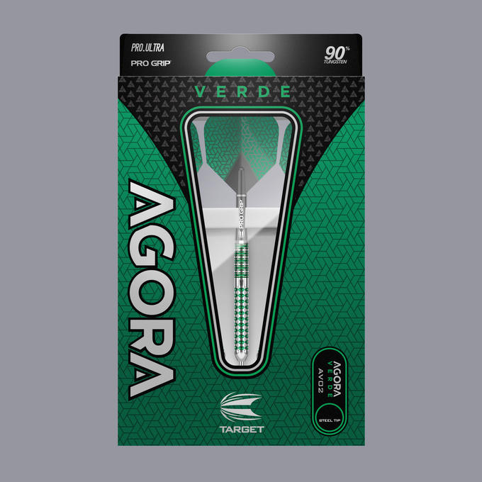 Agora Verde AV01 packaging