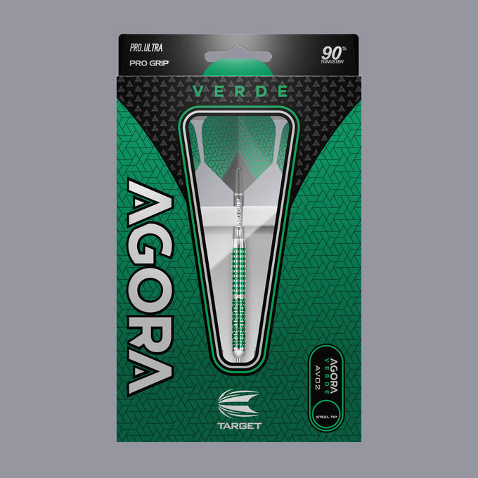 Agora Verde AV02 Packaging