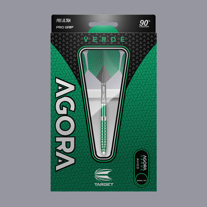 Agora Verde AV03 Packaging