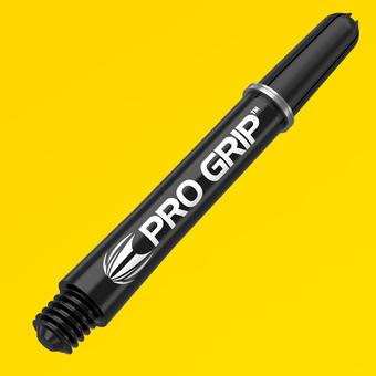 Pro Grip Black Shaft
