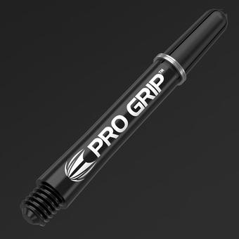 Pro Grip Shaft Black