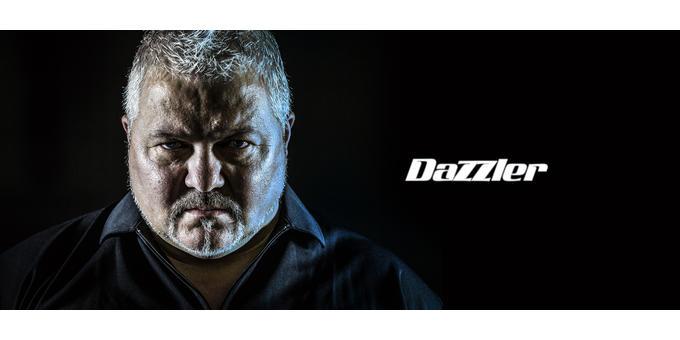 Darryl 'The Dazzler'  Fitton hero banner