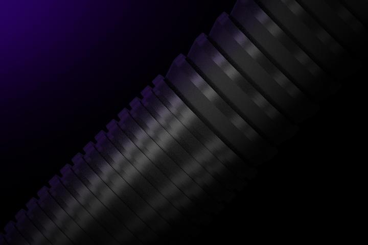 Vapor8 Black radial Grooves