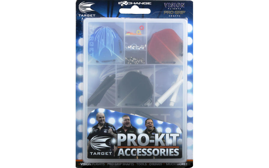 Pro Accessory Pack