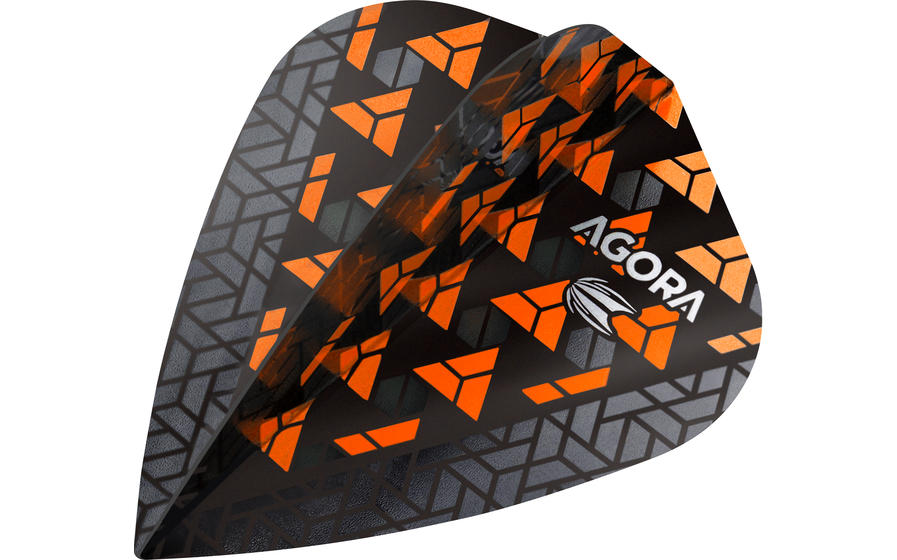 Agora Flight Orange Kite