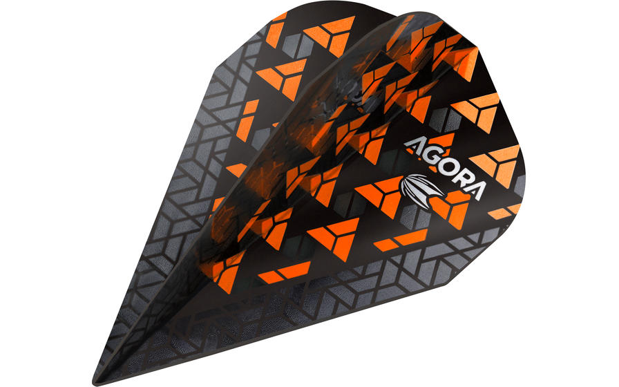 Agora Flight Orange Vapor