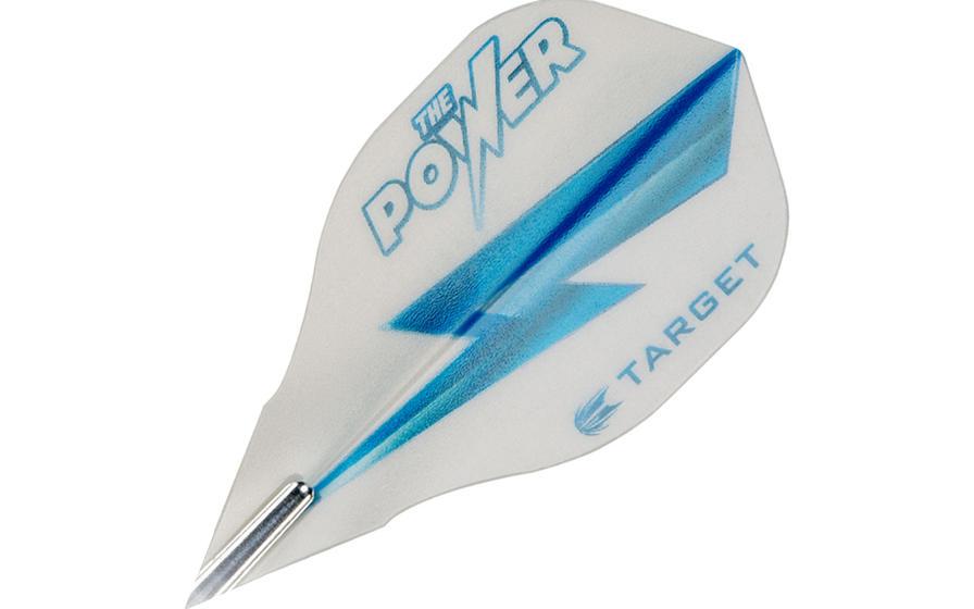 Phil Taylor Power Edge White Flight