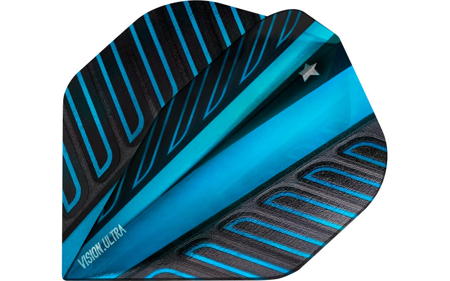 Rob Cross Voltage Flight Blue No.2