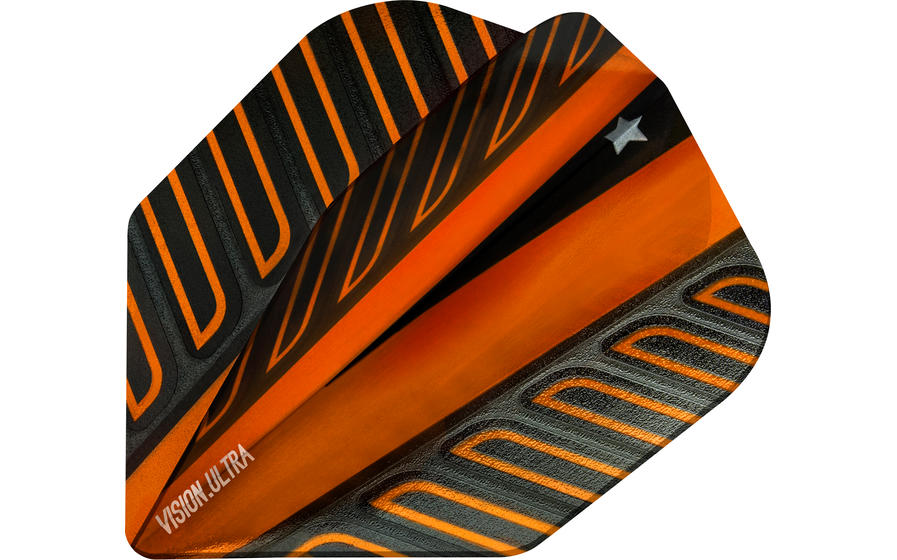 Rob Cross Voltage Flight Orange No.6