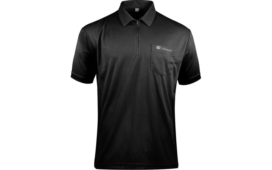 Coolplay Black Shirt - Front View