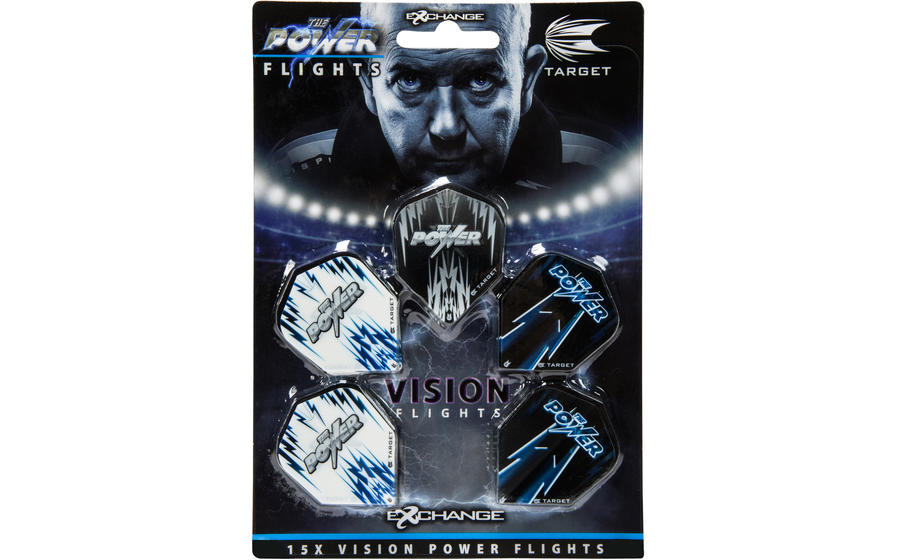 Vision Flight Pack - Phil Taylor