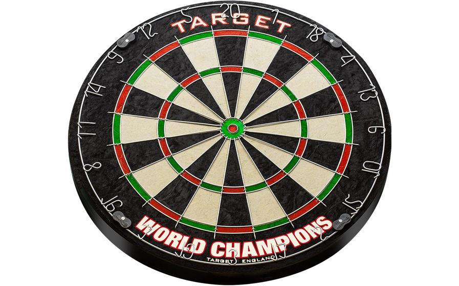 World Champions Dartboard