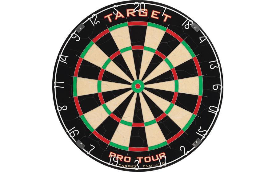 Target Pro Tour Dart Board
