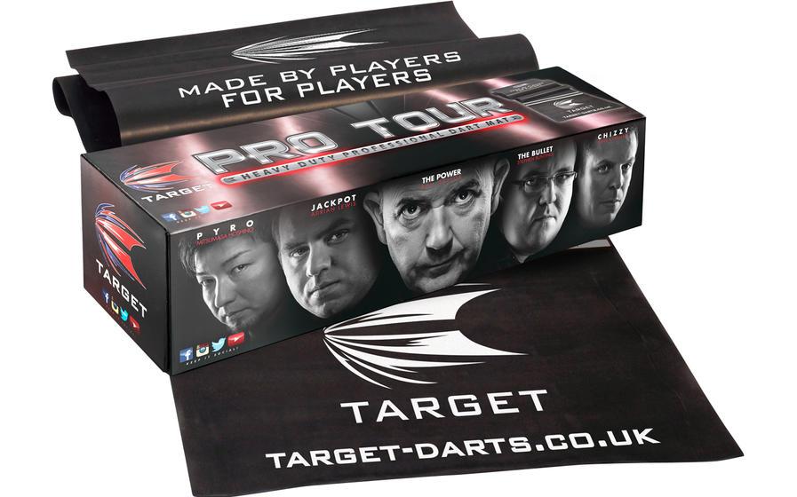 Pro Tour Dart Mat