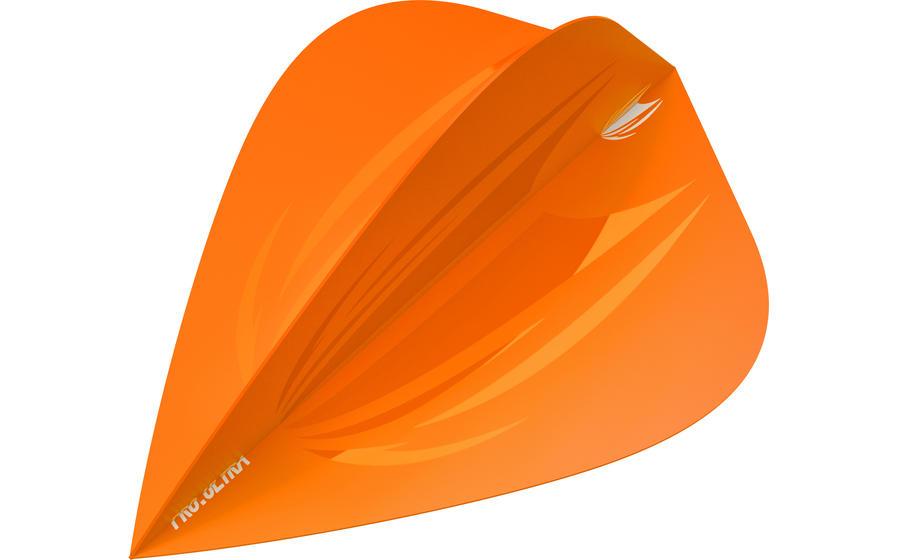 ID PRO. Ultra Orange Kite Flight