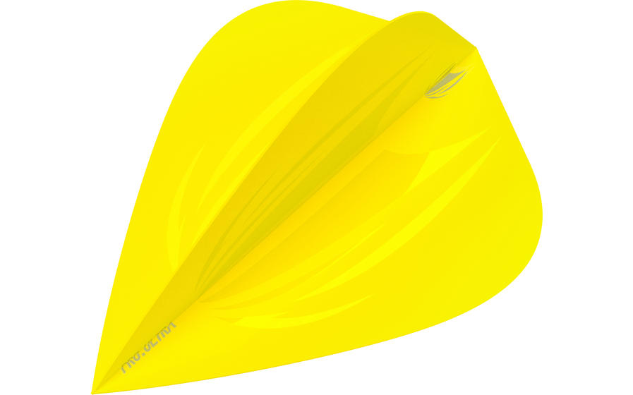 ID PRO. Ultra Yellow Kite Flight