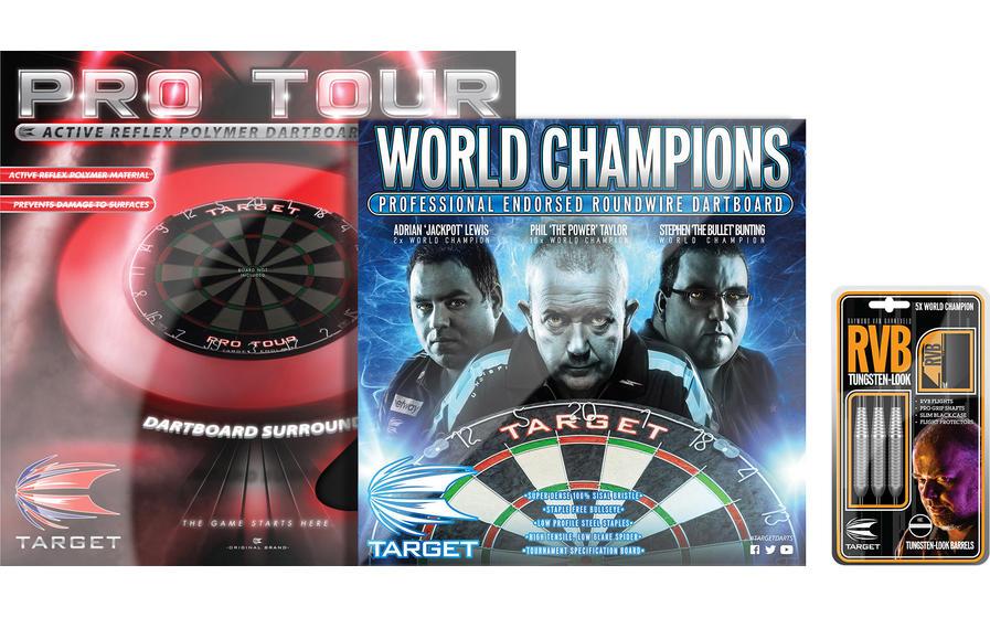 World Championship Starter Kit